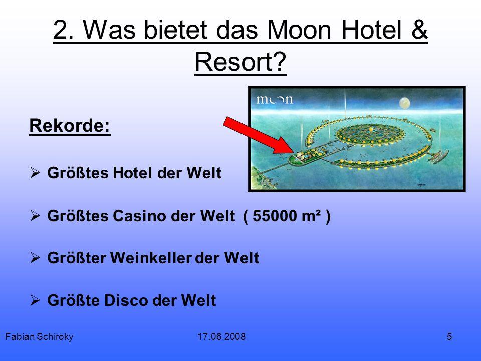 5 2. Was bietet das Moon Hotel & Resort.