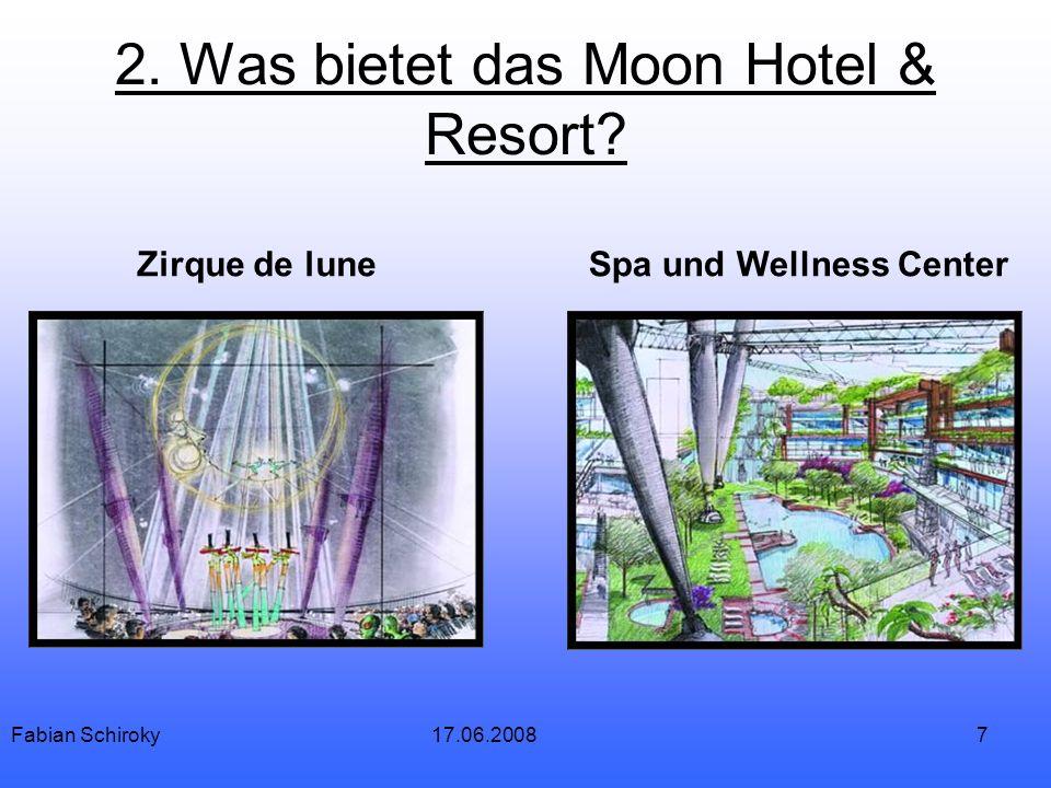 7 2. Was bietet das Moon Hotel & Resort.