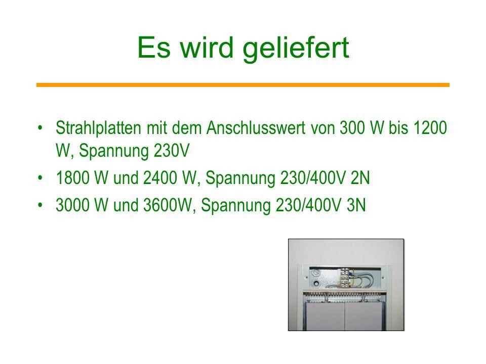 Hochtemperaturplatten ECOSUN S Die Montage der Platten kann direkt auf die Decke mittels eines Befestigungs-Montagerahmens (im Umfang der Lieferung) o