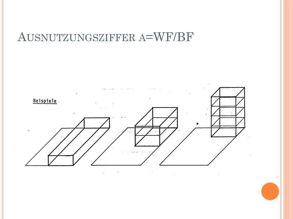 A USNUTZUNGSZIFFER A =WF/BF