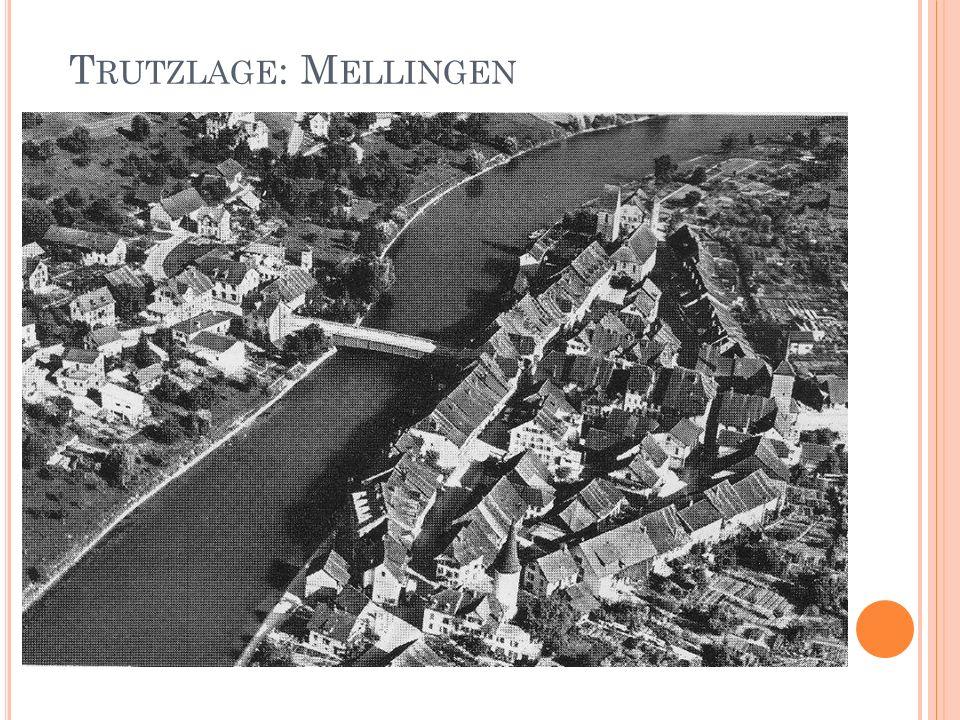 T RUTZLAGE : M ELLINGEN