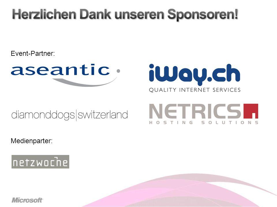 Event-Partner: Medienparter: