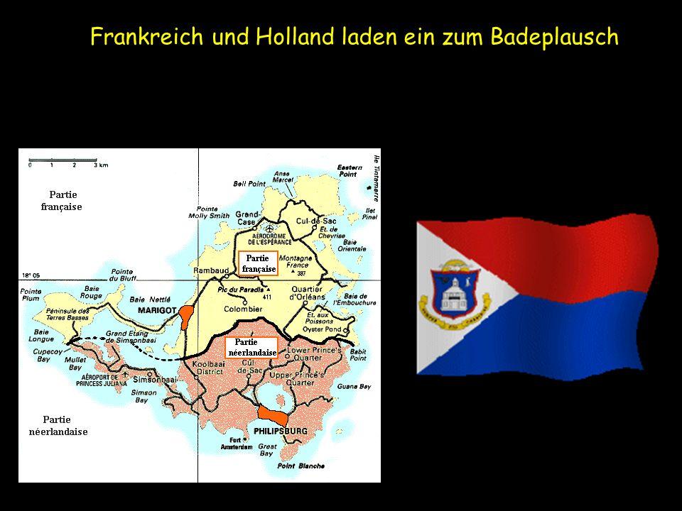 Frankreich und Holland laden ein zum Badeplausch