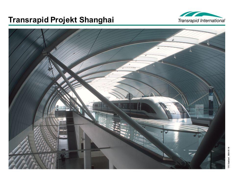 TRI Standard 2004-05-14 Transrapid Projekt Shanghai