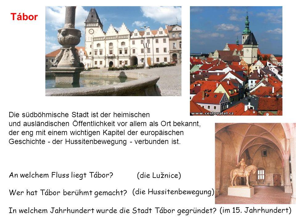 In Ostböhmen liegt die Stadt Pardubitz.Hier werden Lebkuchen produziert.