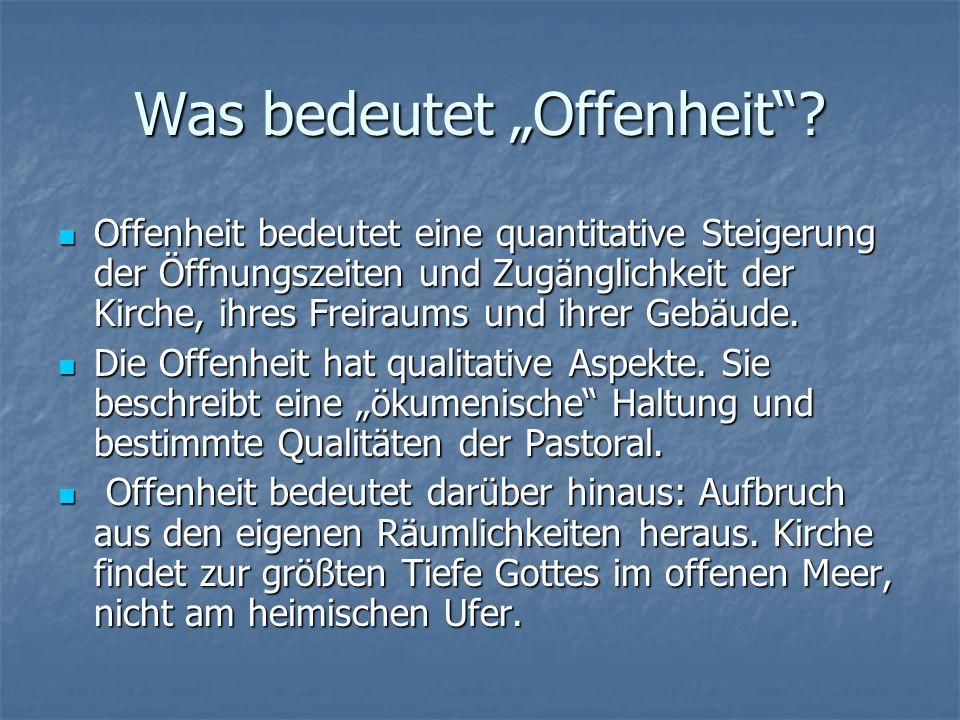 Offene Kirche Mutter vom Guten Rat in Niederrad: Mutter vom Guten Rat arbeitet gesellschaftsbezogen und kooperativ.