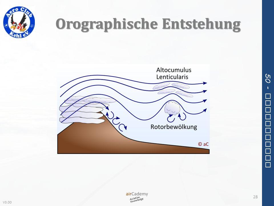 V3.00 50 - Meteorology Orographische Entstehung 28
