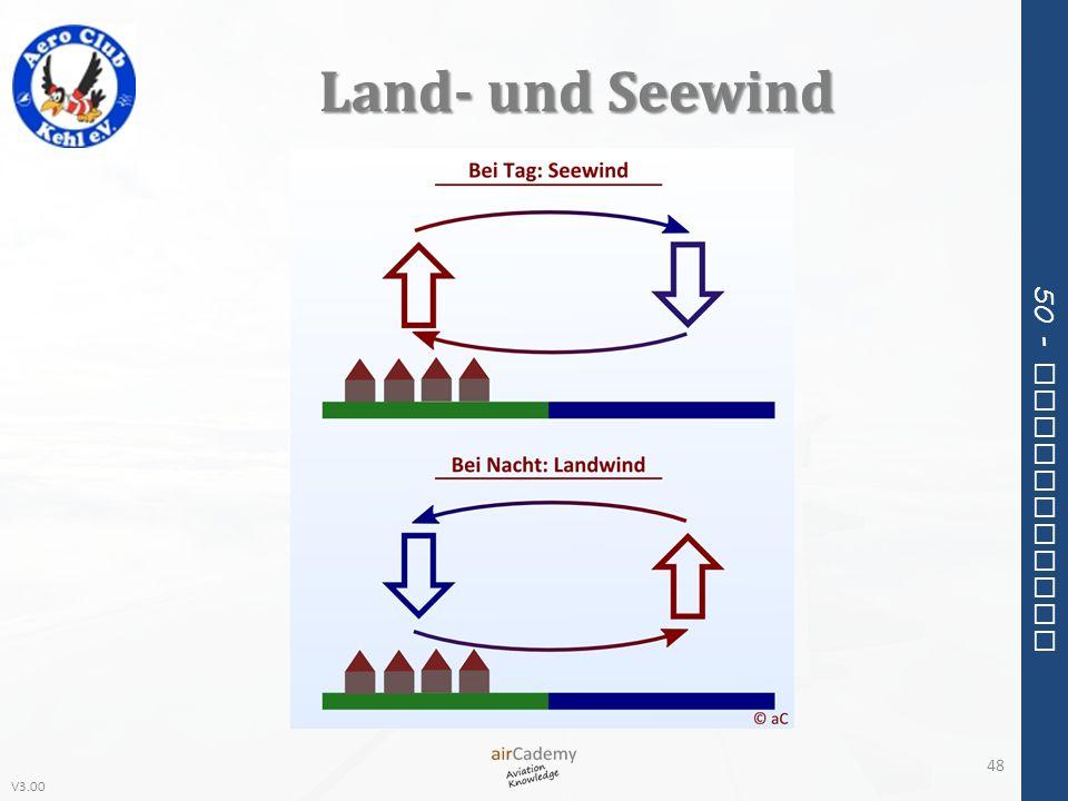 V3.00 50 - Meteorology Land- und Seewind 48