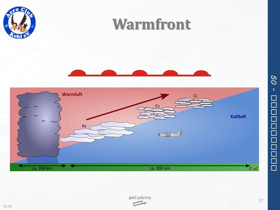 V3.00 50 - Meteorology Warmfront 57