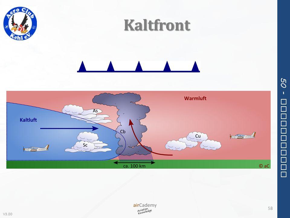 V3.00 50 - Meteorology Kaltfront 58