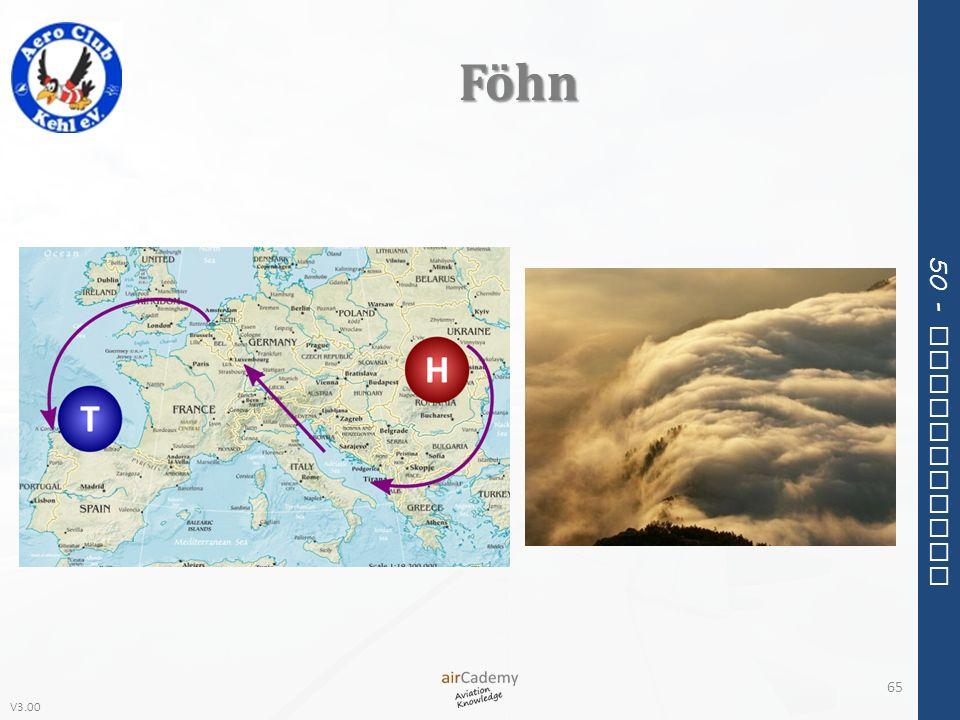 V3.00 50 - Meteorology Föhn 65