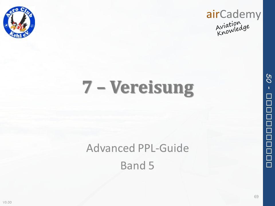 V3.00 50 - Meteorology 7 – Vereisung Advanced PPL-Guide Band 5 69