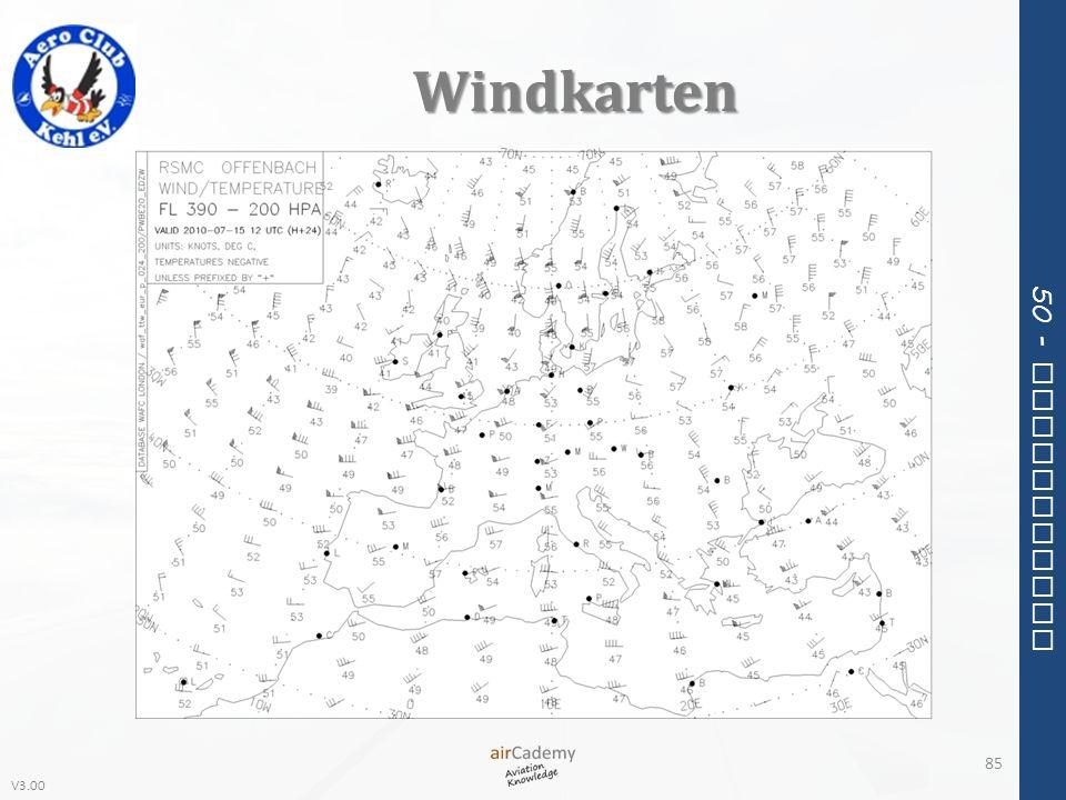V3.00 50 - Meteorology Windkarten 85