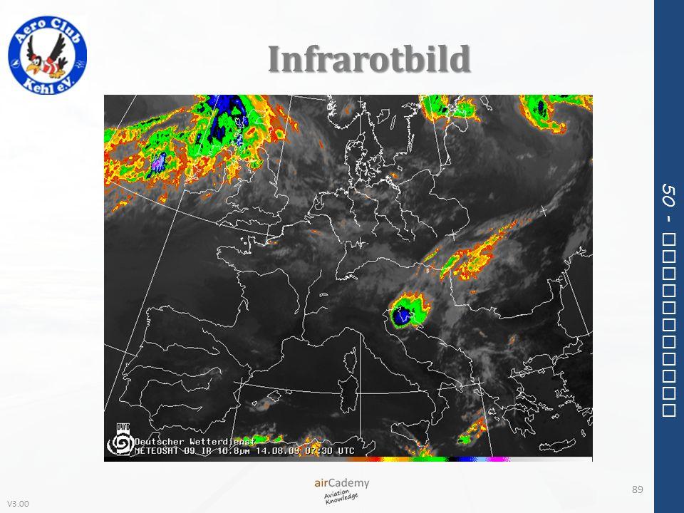 V3.00 50 - Meteorology Infrarotbild 89