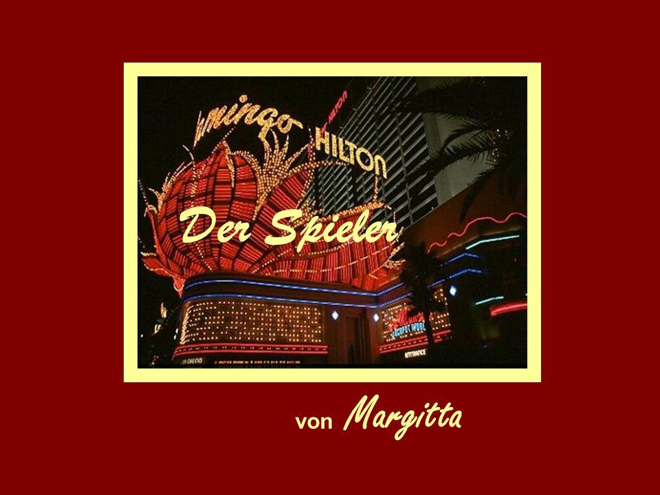 Ein erfolgreicher Geschäftsmann flog übers Wochenende nach Las Vegas, um zu spielen.