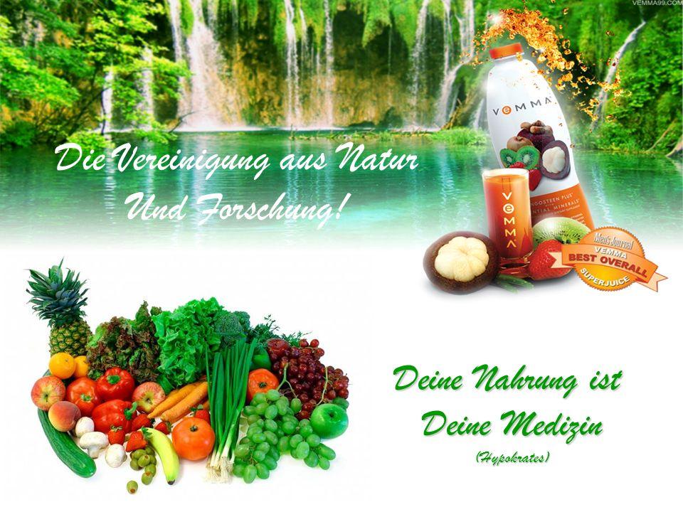 Copyright © 2008 Drago Senveter Deine Nahrung ist Deine Medizin (Hypokrates) Die Vereinigung aus Natur Und Forschung!