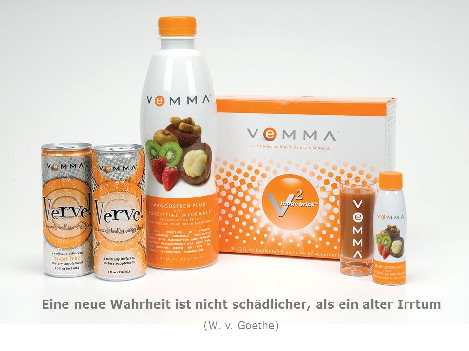 SEDRA Ernährungsberatung Eine neue Wahrheit ist nicht schädlicher, als ein alter Irrtum (W. v. Goethe)