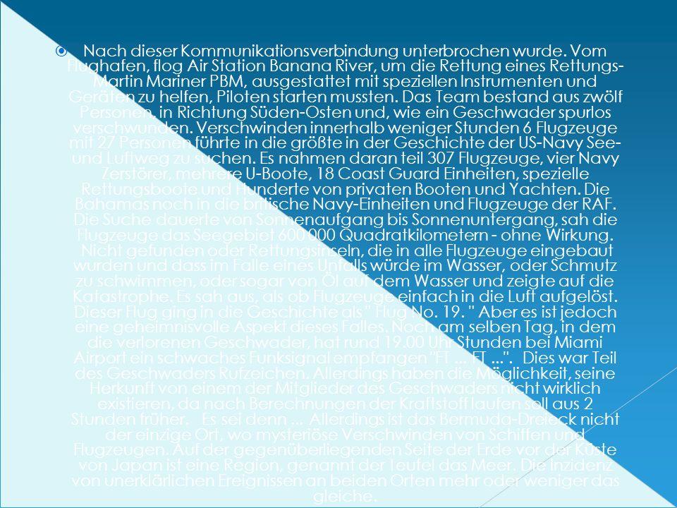 Laut Lawrence David Kusch, Bibliothekspersonal an der Arizona State University, die im Detail untersucht die Quelle, ist der Vater des Konzepts des Bermuda-Dreiecks Vincent Gaddis, die es in dem Artikel The Deadly Bermuda Triangle in Argosy Magazin im Jahr 1964 verwendet.