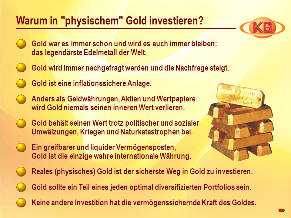 Gold war es immer schon und wird es auch immer bleiben: das legendärste Edelmetall der Welt. Gold wird immer nachgefragt werden und die Nachfrage stei