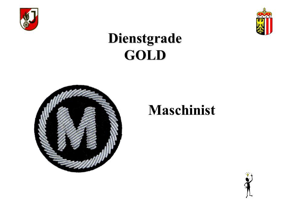 Dienstgrade GOLD >Bezirks-Feuerwehrkommandant >Leiter der Oö.Landes-Feuerwehrschule >Vertreter der Betriebsfeuerwehren