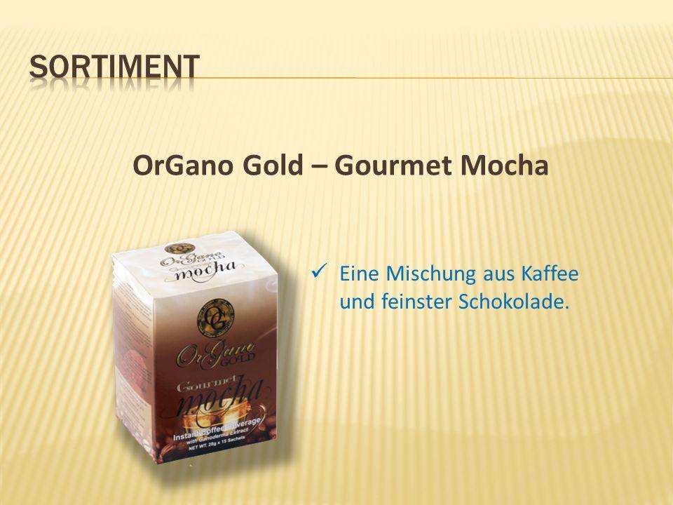 OrGano Gold – Hot Chocolate Ein seidenfeinster Geschmack von bestem Kakao.