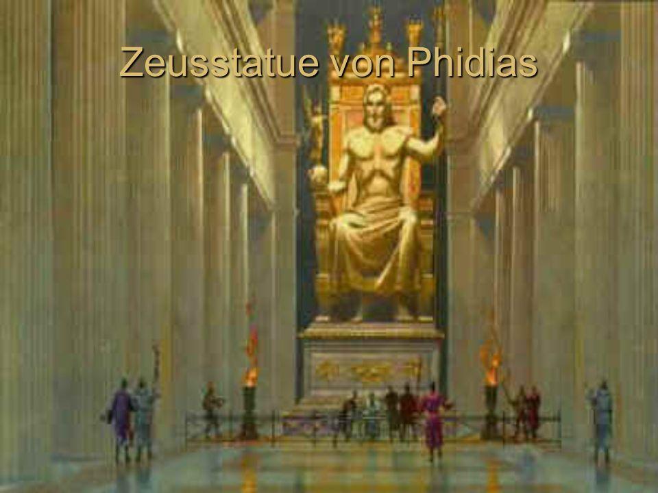 Zeusstatue von Phidias