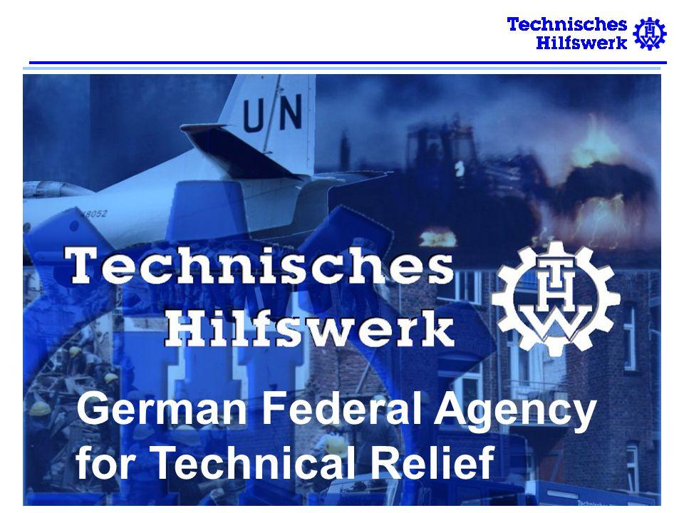 Hilfeleistungsabkommen - Zwischen Polen und der Bundesrepublik Deutschland (10.04.1997) EU Mechanismus - ist ein integriertes europäisches Hilfeleistungssystem, das sich auf operativen Gebiet durch die Teilnahme des THW beträchtlich weiterentwickelt hat INSARAG - bei den Vereinten Nationen, war das THW Gründungsmitglied bei der Bildung der Plattform zur Koordination von Rettungs- und Hilfeleistungseinsätzen - INSARAG Internationale Zusammenarbeit, Möglichkeiten der Alarmierung