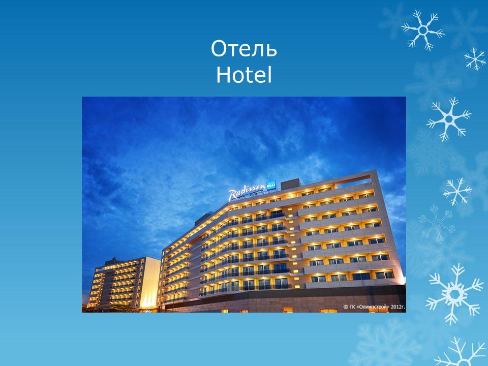 Отель Hotel