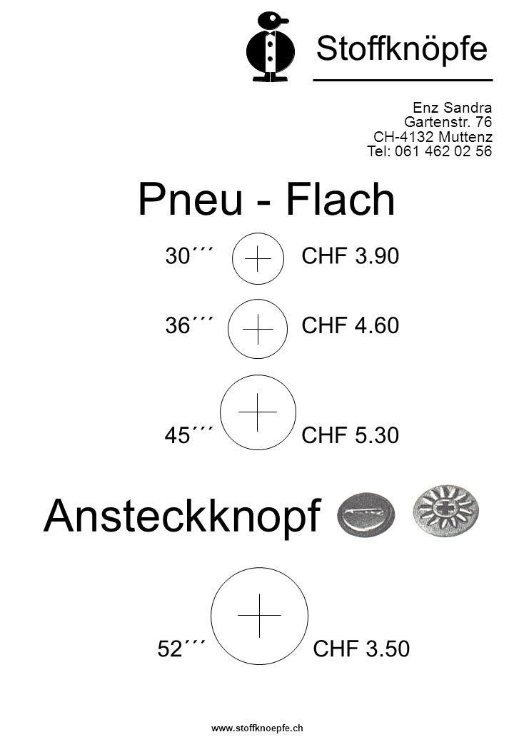 Pneu - Flach Enz Sandra Gartenstr.