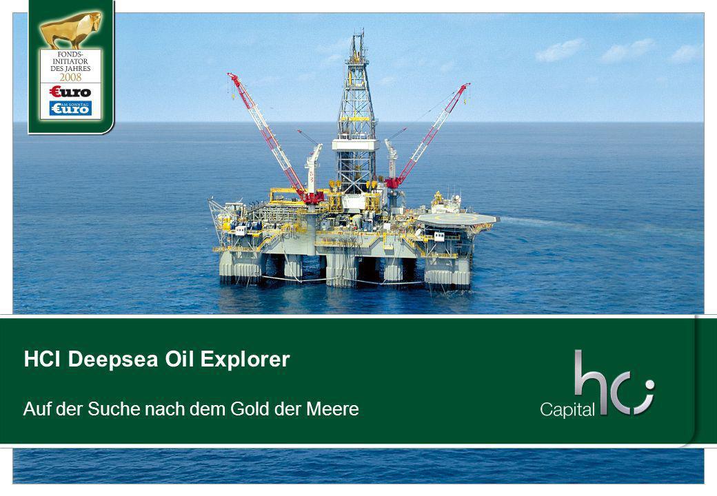 HCI Deepsea Oil Explorer Auf der Suche nach dem Gold der Meere