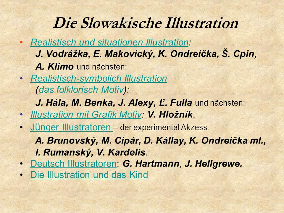 Realistisch und situationen Illustration:Realistisch und situationen Illustration J. Vodrážka, E. Makovický, K. Ondreička, Š. Cpin, A. Klimo und nächs