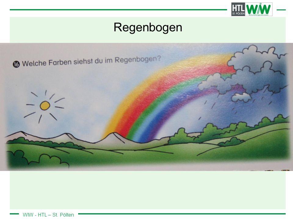 WIW - HTL – St. Pölten Regenbogen