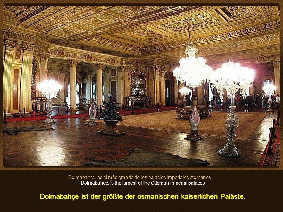 22 Algunas de las muchas obras de arte que se pueden admirar en el Palacio.. Estas son, algunas piezas de la gran colección de obras de arte en oro, q