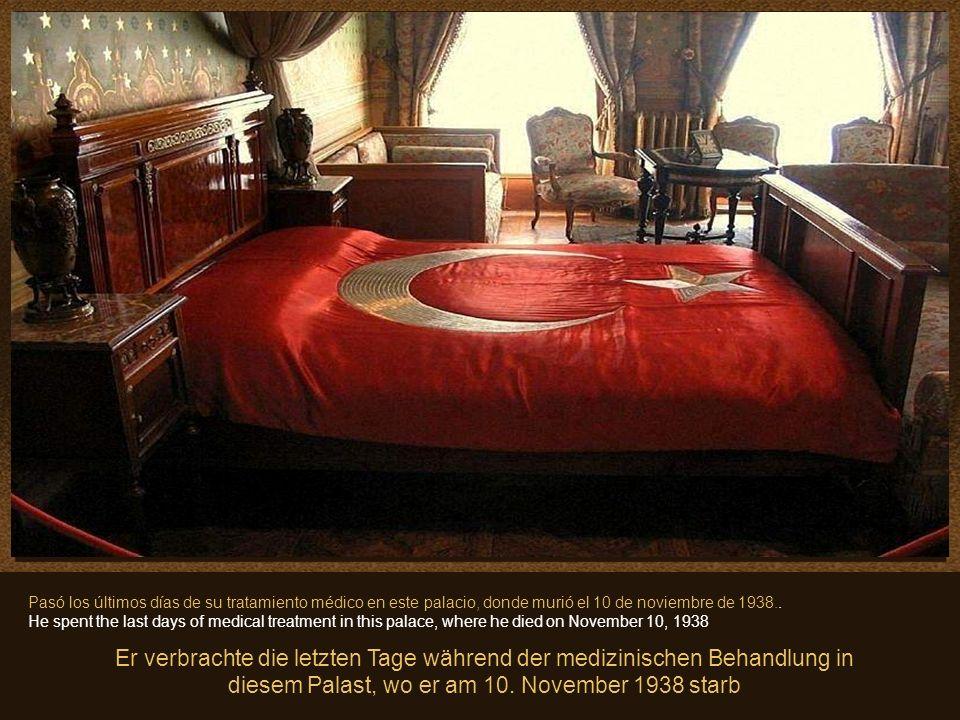 6 Según su biografía : Atatürk es el nuevo apellido que se le asignó unánimemente a Mustafa Kemal como resultado de la «Ley en relación a los Apellido