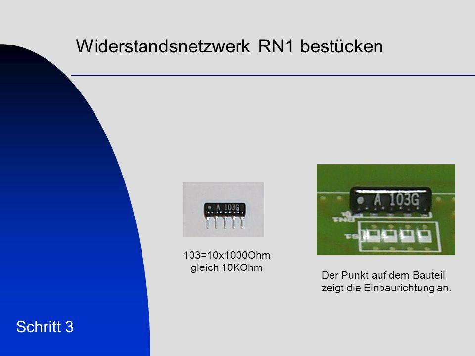 Batterieclip 9 Volt Schritt 14 Rote Leitung an Plus und schwarze Leitung an Minus anlöten