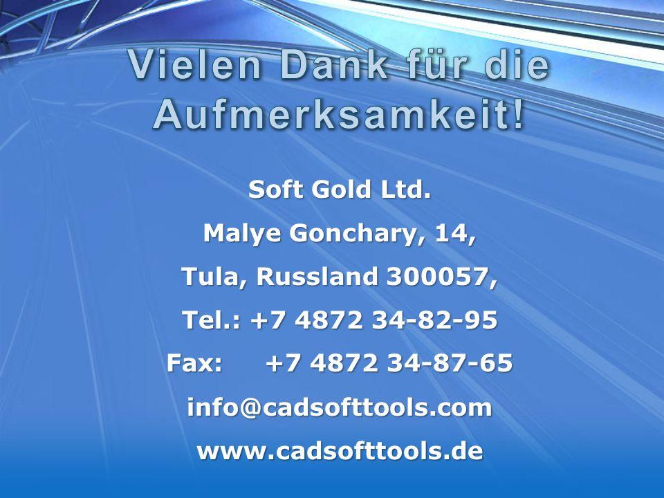 Soft Gold Ltd.