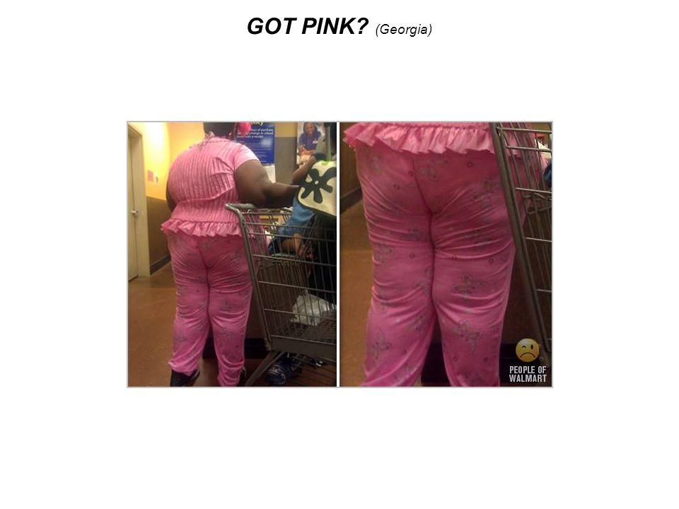 GOT PINK? (Georgia)