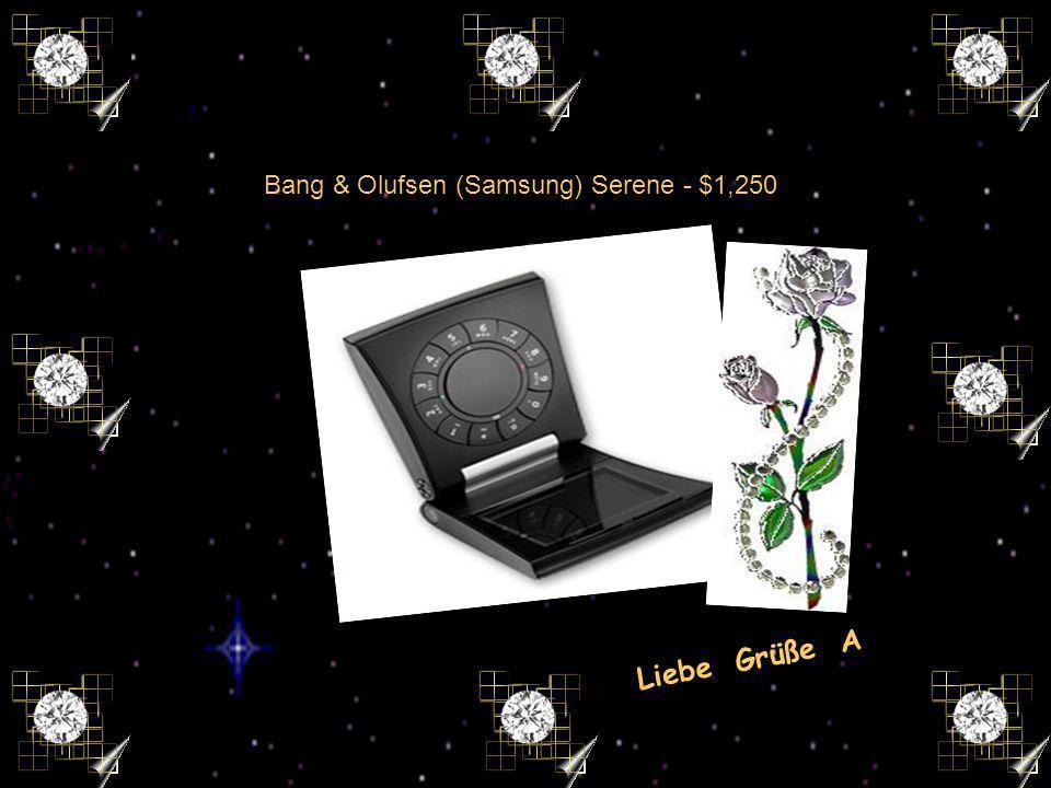 Bang & Olufsen (Samsung) Serene - $1,250 Liebe Grüße A
