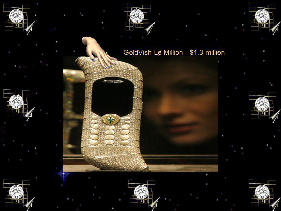 Diamond Crypto Smartphone - $1.3 million