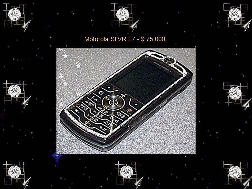 Samsung SPH-E3200 Diamond Crusted - $ 54,000
