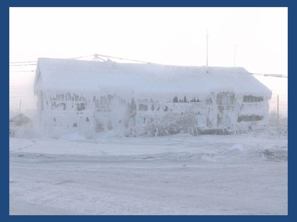 Oymyakon Die kälteste Stadt der Erde