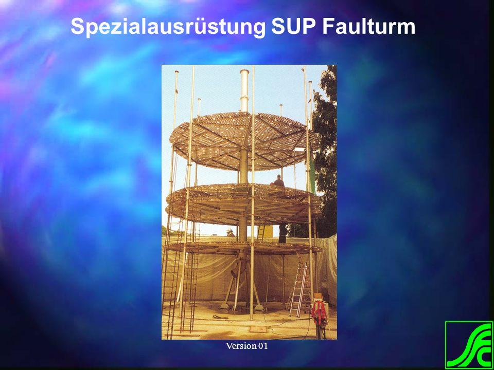 Version 01 Spezialausrüstung SUP Faulturm