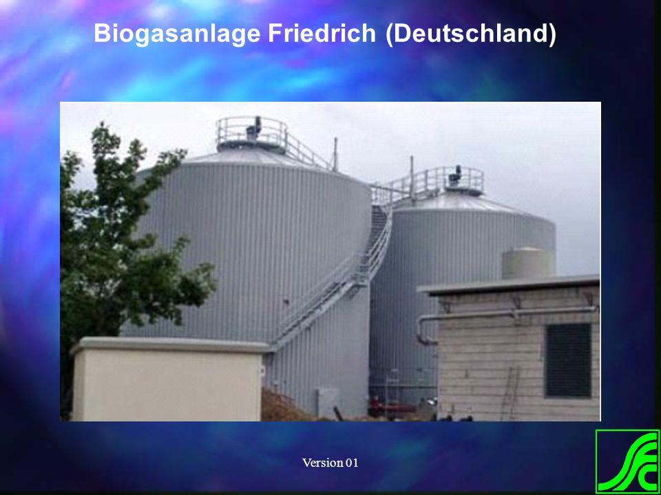 Version 01 Biogasanlage Friedrich (Deutschland)