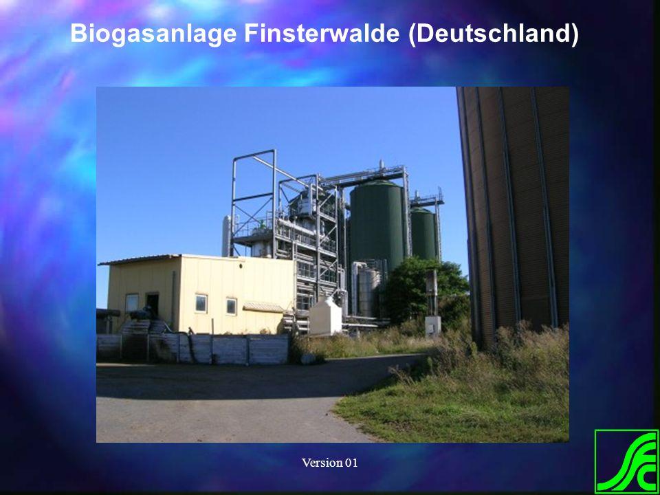 Version 01 Biogasanlage Finsterwalde (Deutschland)