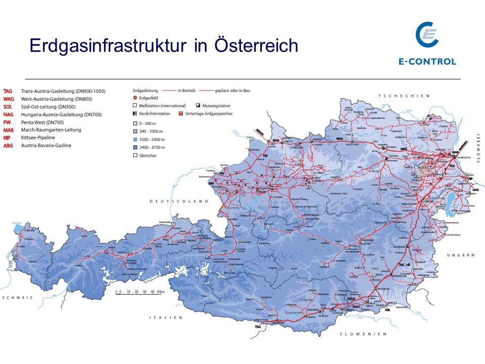 Weitere Fragen .Mag. Michael Schmöltzer Leiter der Abteilung Gas, Energie Control Austria Tel.