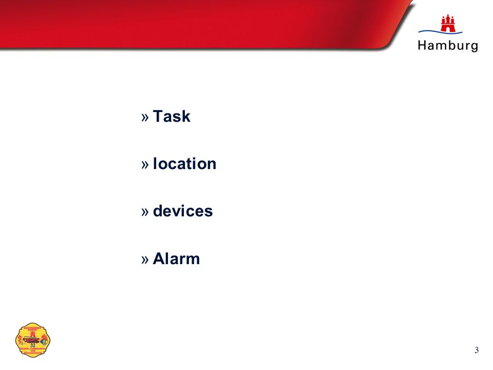 3 »Task »location »devices »Alarm