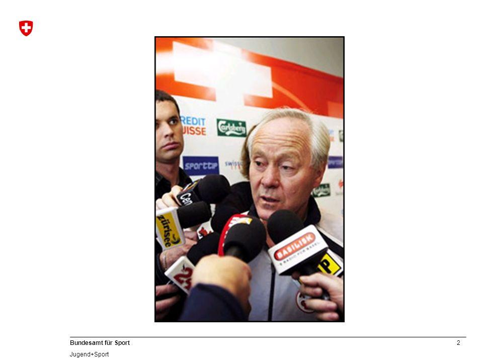 2 Bundesamt für Sport Jugend+Sport