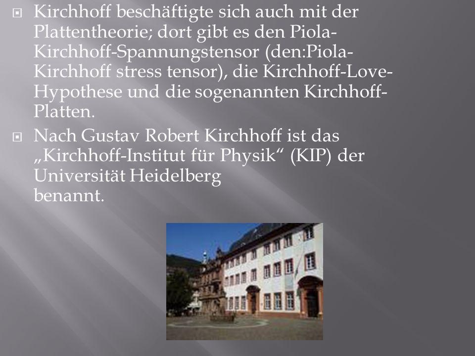 Der erste Spektralapparat von Kirchhoff und Bunsen, mit dem sie die Spektralanalyse begründet haben, war ein Provisorium aus zwei Fernrohren und einem