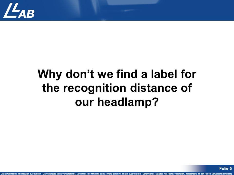 Folie 5 Diese Präsentation ist vertraulich zu behandeln. Die Weitergabe sowie Vervielfältigung, Verwertung und Mitteilung seines Inhalts ist nur mit u