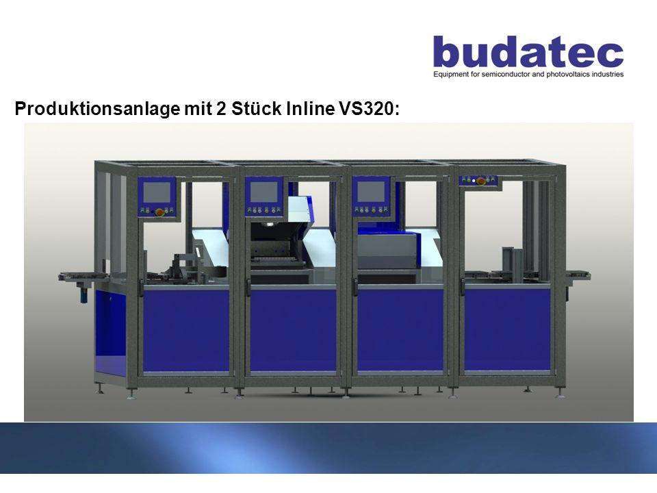 6 Stand 04-2013 Produktionsanlage mit 2 Stück Inline VS320: